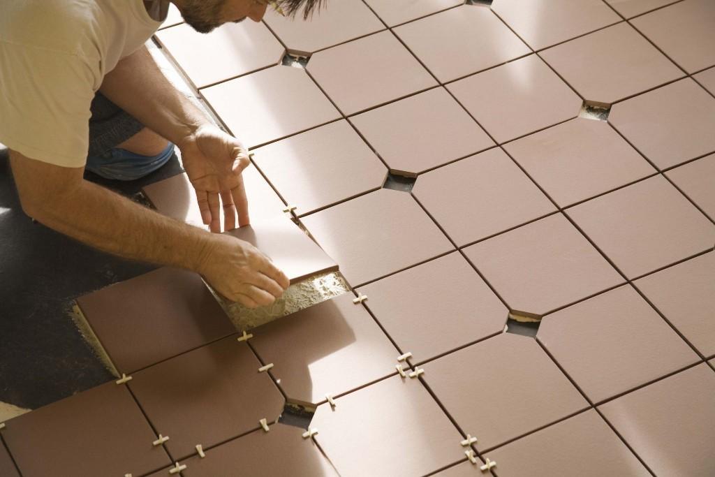 Tile Fixing